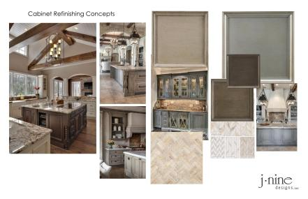 Cabinet Refinishing Concepts